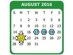 OUSD 2016-2017 Calendar