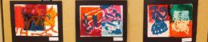 3 Paintings