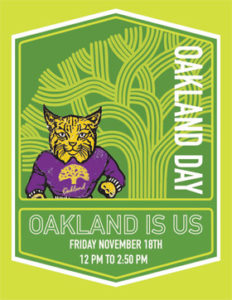 Oakland Day 2016