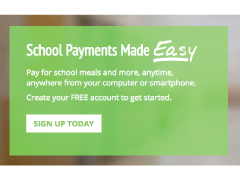 School Lunch App Launches