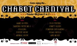 Chabot Carnival 2017 Banner