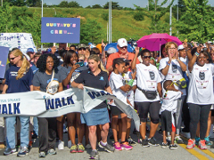 Autism Speaks Walk in Honor of Chabot's Inclusive Community