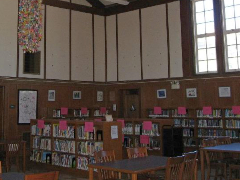Library Inventory Drop-In Volunteers Needed