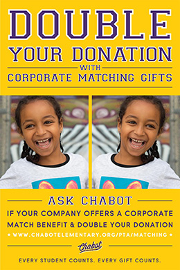 Corporate Matching Gifts