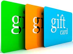 Gift Card Order Forms Due December 14th