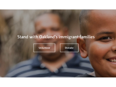 Stand with Oakland's Immigrant Families