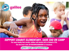 Support Chabot, Save $50 on Summer Camp!