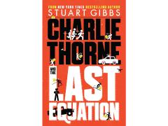 Stuart Gibbs Author Event