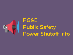 URGENT – Possible Power Outages
