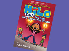 Virtual Author Visit: Judd Winick onWednesday, 2/24 at 2 p.m.!