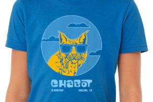 Limited Edition Chabot Elementary Oakland T-Shirts